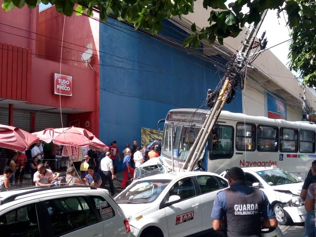 WhatsApp Image 2018 06 05 at 13.43.49 - Taxista passa por cirurgia e continua internado após acidente com ônibus no centro de  João Pessoa