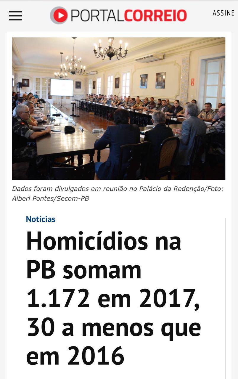 WhatsApp Image 2018 06 07 at 10.07.48 - ROBERTO JÁ ESCOLHEU UM LADO: Sistema Correio abre as 'baterias' contra o Governo Ricardo Coutinho
