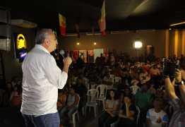 Nonato Bandeira participa de encontro em prol de João Azevedo