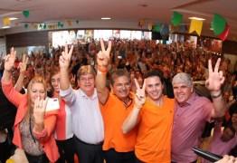 João Azevedo visita cidades da Paraíba ao lado de Veneziano e Ana Cláudia
