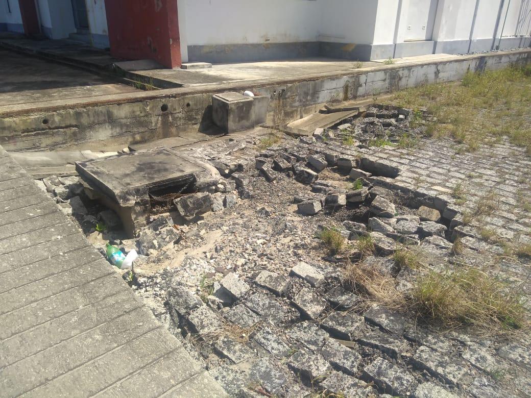 WhatsApp Image 2018 06 13 at 14.02.19 1 - Anísio Maia denuncia abandono de Terminal Pesqueiro