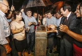 Luciano Cartaxo entrega Praça da Família e destaca ações da gestão