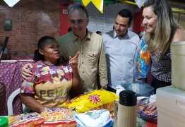 """Em Pirpirituba, Lucélio diz que """"é papel do Governo estimular o desenvolvimento, reduzir desigualdades e gerar oportunidades"""""""