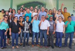 Lucélio Cartaxo encontra lideranças de Mari e região