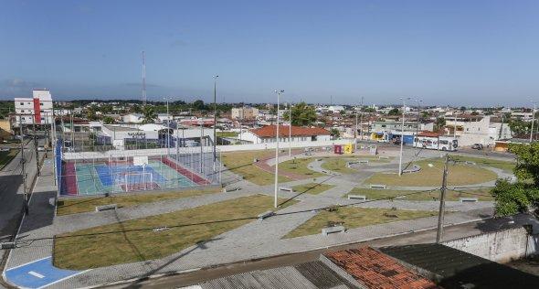 a0583e13 8c31 43db 9b96 3bcb8fb827f6 - Prefeitura de João Pessoa inaugura praça no bairro de Mangabeira nesta segunda-feira