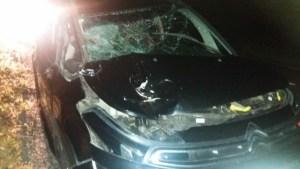 acidente deputado sousa 300x169 - URGENTE: Leonardo Gadelha sofre grave acidente na serra de Santa Luzia; ex-deputado seguia só para Sousa; VEJA VÍDEO do deputado após a batida