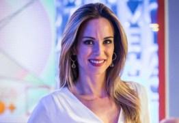 Ana Furtado faz tratamento para evitar queda de cabelos com a quimioterapia