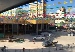 O Parque do Povo para o São João 2018 de Campina Grande nos retoques finais – VEJA