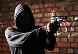 Mulher é baleada durante assalto em Mangabeira