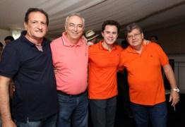 """No Agreste, Nonato diz que João é administrator """"Testado e aprovado"""""""