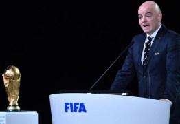 Estados Unidos, México e Canadá sediarão a Copa do Mundo de 2026