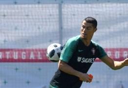 Contra Marrocos, Portugal aposta em CR-7 para montar no 'bode'