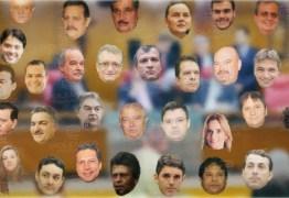 ENQUETE/REJEIÇÃO: Dos atuais deputados estaduais, em quem você NÃO votaria se a eleição fosse hoje?