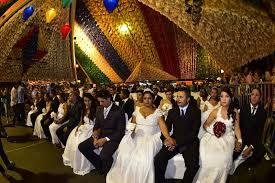 download 3 1 - São João de Campina Grande oficializa união de 120 casais em casamento coletivo
