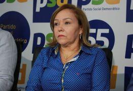 EVA GOUVEIA RESPONDE INALDO: 'apoio incondicional a Lucélio'