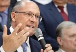 Durante palestra na Bahia Geraldo Alckmin afirma que Brasil é o país dos privilegiados