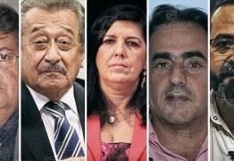 ENQUETE/REJEIÇÃO: em quem você NÃO votaria para governador se a eleição fosse hoje?