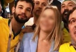 MPF abre inquérito e investigará brasileiros de vídeo machista na Rússia