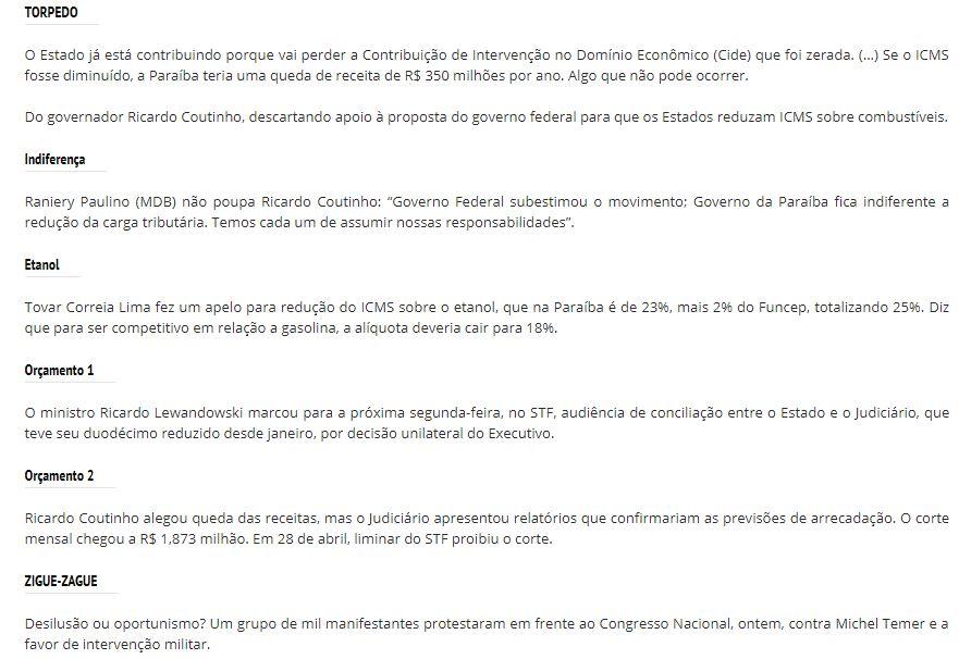 lena guimarães 2 - ROBERTO JÁ ESCOLHEU UM LADO: Sistema Correio abre as 'baterias' contra o Governo Ricardo Coutinho