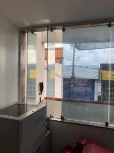 loja arrombamento cg 225x300 - Homens invadem loja e levam mais de R$ 100 mil, em Campina Grande