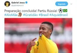Vivo faz ação no Twitter e cria emoji personalizado de Gabriel Jesus