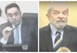 VEJA VÍDEO: Juiz Marcelo Bretas aproveita depoimento de Lula para 'tietar' ex presidente