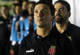 Zé Ricardo explica o motivo para sair do Vasco: 'O desgaste havia chegado'