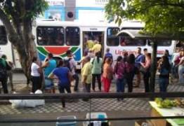 Frota de ônibus será reduzida nesta sexta-feira em João Pessoa