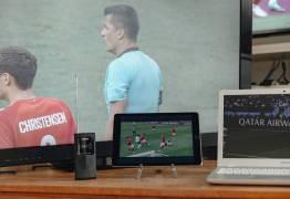 TV aberta tem gol até 20 segundos antes que telas rivais no Mundial