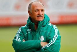 Felipão é o novo técnico do Palmeiras; esta será a 3ª passagem dele no clube