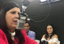 """Lígia Feliciano manda indireta: """"não tenho nenhum coronel acima de mim"""""""