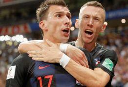 Croácia vira na prorrogação e vai à final inédita da Copa do Mundo