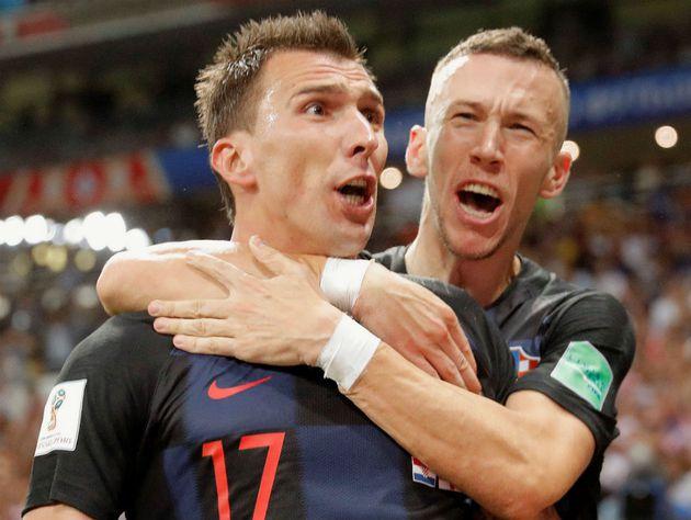 636669449677637977 950 - Croácia vira na prorrogação e vai à final inédita da Copa do Mundo