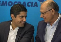 Executiva do DEM aprova apoio a Alckmin nas eleições