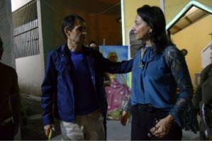 888 - Romero destaca capacidade de Maísa Cartaxo para exercer qualquer cargo público, mas evita especulações sobre majoritária