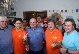 DEM reúne lideranças e reitera apoio a Azevedo
