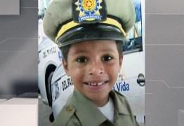 OSSADA ENCONTRADA: Mãe do 'menino Guilherme' diz que assassino é conhecido