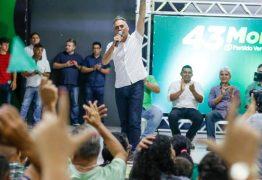 """""""Não somos da guerra, que destrói, somos da luta de todos os dias"""", diz Lucélio durante plenária em João Pessoa"""