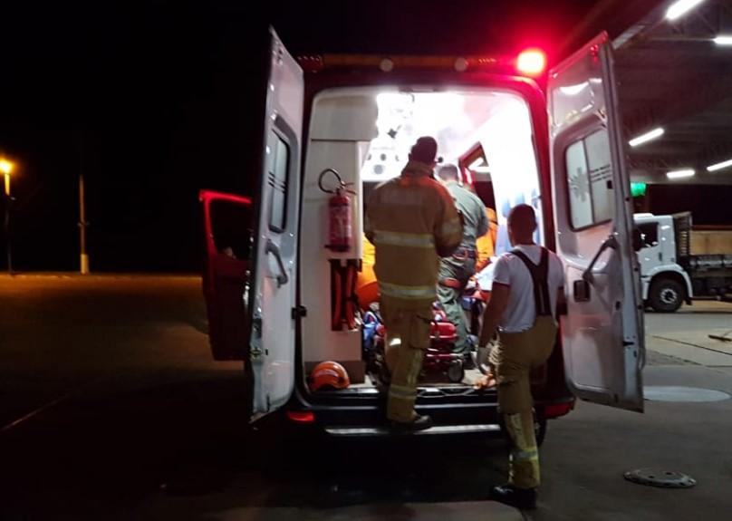 Após uma hora, bombeiros conseguem reanimar criança de 2 anos que se afogou