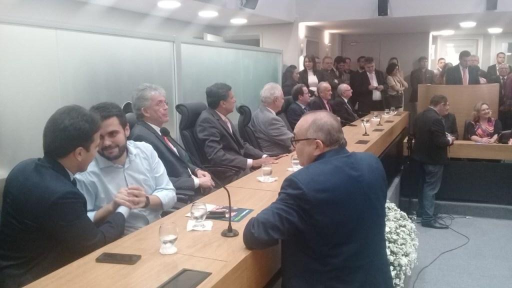 WhatsApp Image 2018 07 05 at 19.12.55 1024x576 - Presidente Gervásio Maia entrega novo plenário da ALPB: 'Sonho realizado' - VEJA VÍDEOS!