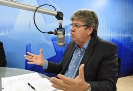 SEGURANÇA: João Azevêdo projeta implantar centros de monitoramento e controle em JP, CG e Patos