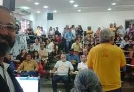 PURO SANGUE NA DISPUTA: PSOL referenda candidatura de Tárcio Teixeira ao governo da Paraíba
