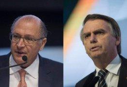 Alckmin deve ter tempo de televisão 40 vezes maior que o de Bolsonaro e Marina Silva
