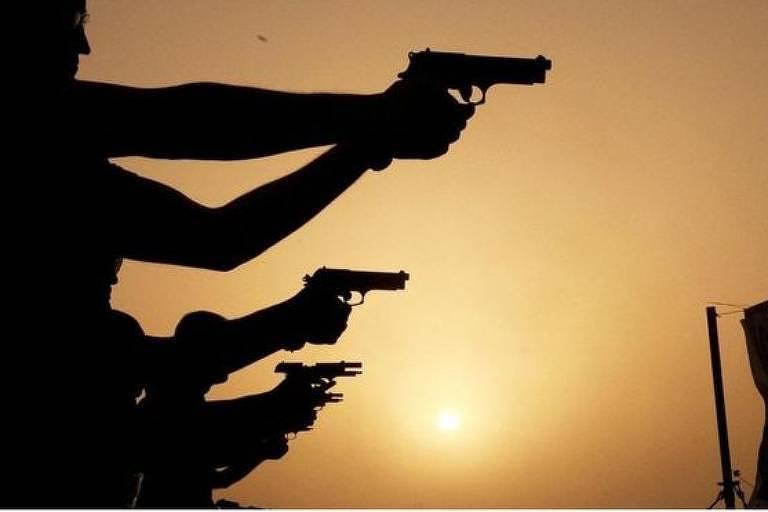 arma - Casa de vereador é alvejada por tiros em cidade do Cariri