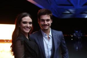 bla 0131 300x200 - Festa de lançamento de 'O Tempo Não Para' reúne elenco, direção e autor