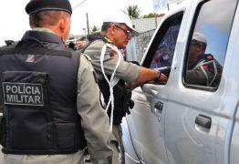 Número de motoristas autuados por embriaguez aumenta 56%, em Junho na Paraíba