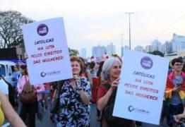 Grupo abortista é processado por usar 'católicas'no nome