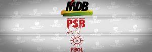 convenções 300x103 - A HORA DA VERDADE: MDB, PSB e PSOL marcam datas para realização das convenções estaduais