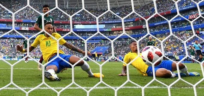 copa do mundo brasil mexico neymar free big fixed large - Jogo do Brasil é visto em oito de cada dez televisores
