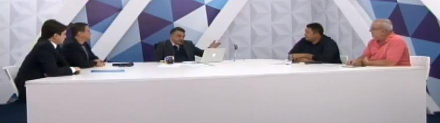 debate12072018 - Fernando Caldeira afirma que o cenário político nacional não possui força para influenciar a Paraíba: 'o paraibano não vota linkado'